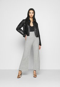 Missguided - CULOTTE - Joggebukse - grey - 1