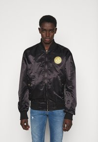 Versace Jeans Couture - TECNICAL - Bomber Jacket - black - 3