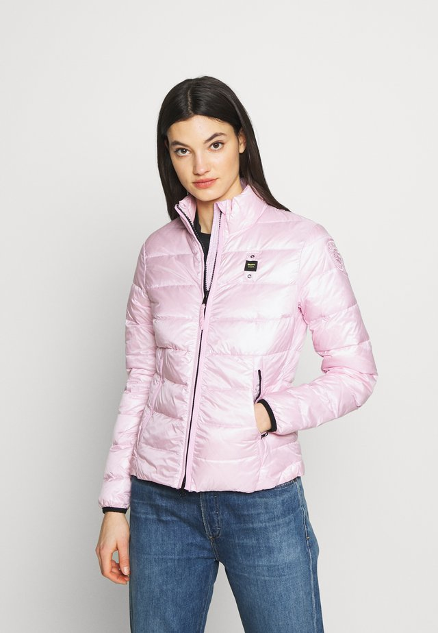 JACKET - Chaqueta de plumas - pink