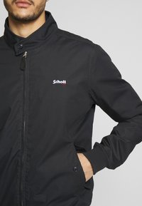 Schott - CABLE - Summer jacket - navy - 4