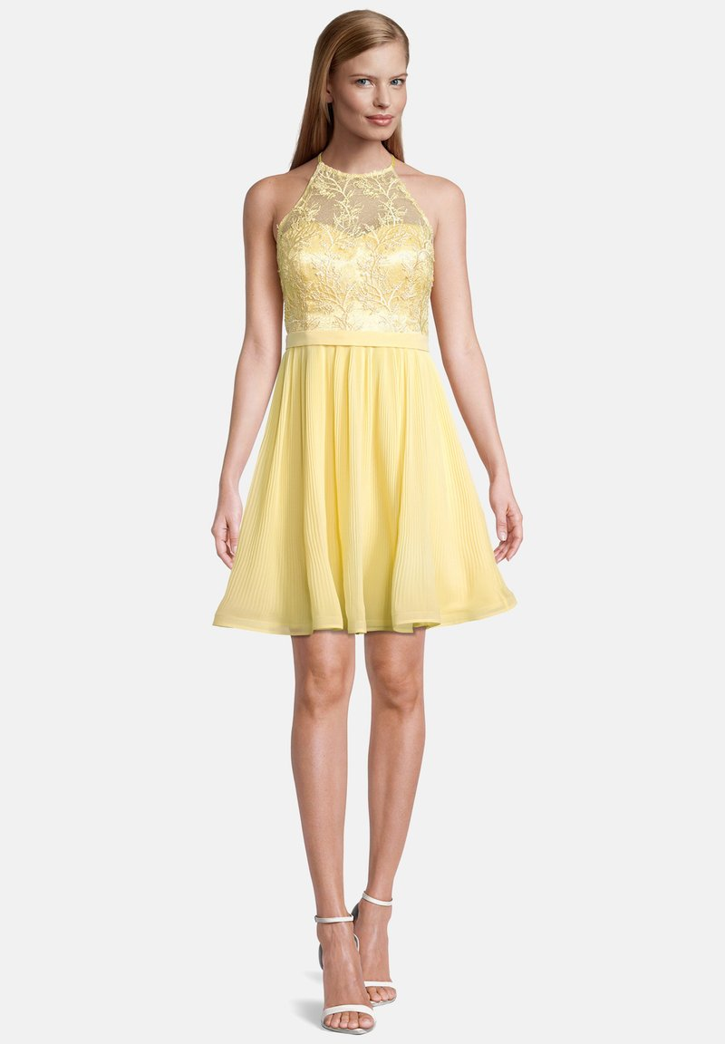 Vera Mont - Cocktail dress / Party dress - mellow yellow