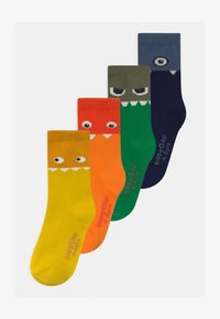 GAP - TODDLER BOY 4 PACK - Socks - multi-coloured - 0