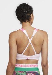 Nike Performance - Sports bra - pink foam/hyper pink/hyper pink - 1