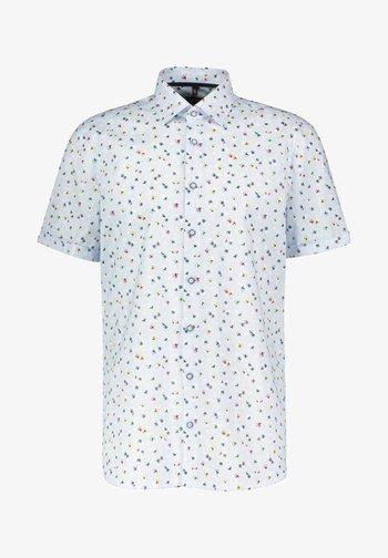 BODY FIT  - Shirt - bleu