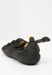 Vibram Fivefingers - CLASSIC - Minimalist running shoes - black - 3