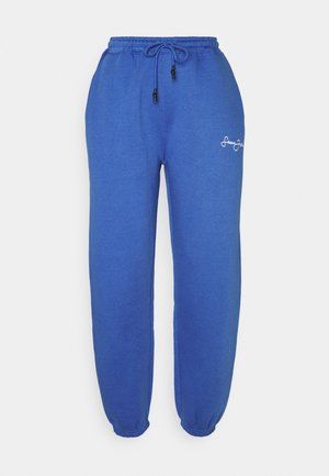 CLASSIC JOGGERS - Tracksuit bottoms - blue