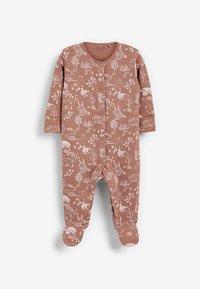 Next - 3 PACK - Sleep suit - dark blue - 1