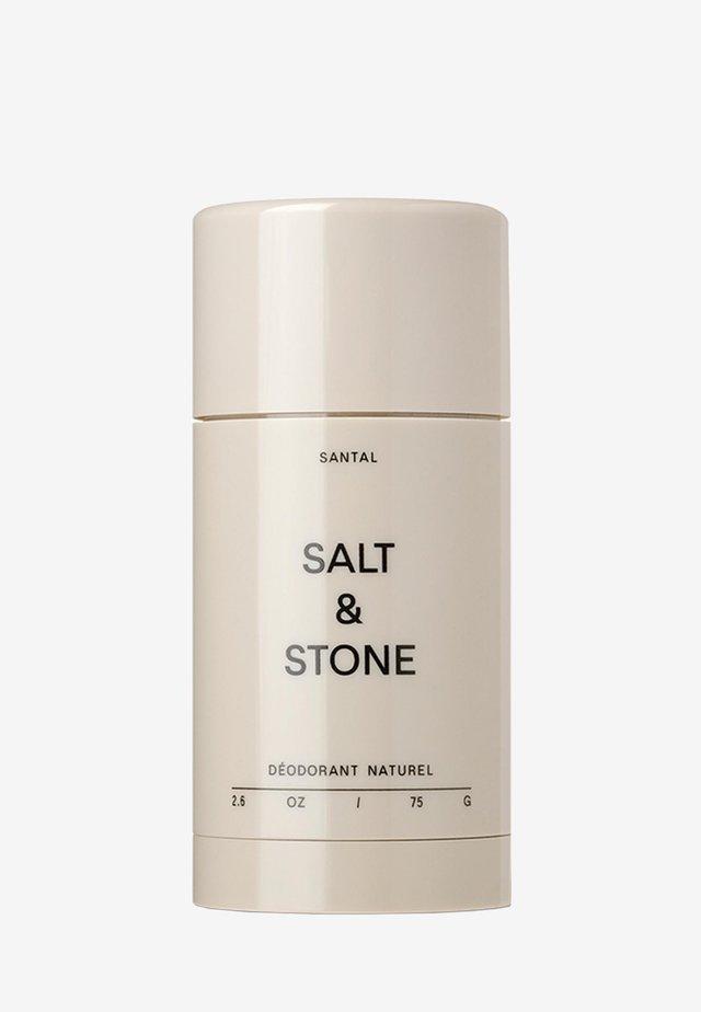 DEODORANT SANTAL - Deodorant - santal