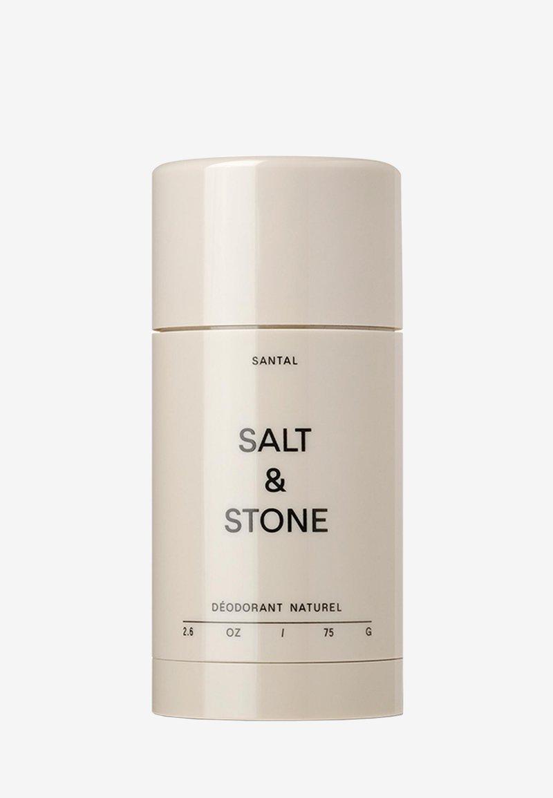 Salt & Stone - DEODORANT SANTAL - Deodorant - santal