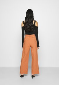 4th & Reckless - DELLA TROUSER - Trousers - light rust - 2