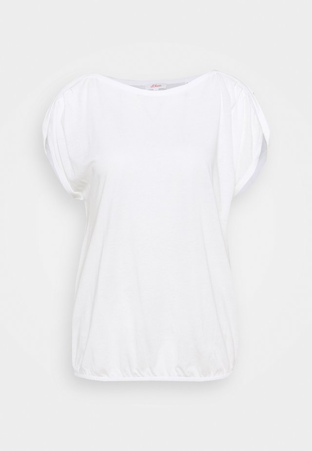 KURZARM - T-shirt basic - off-white