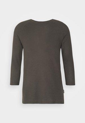 UNISEX - Camiseta de manga larga - dark gray