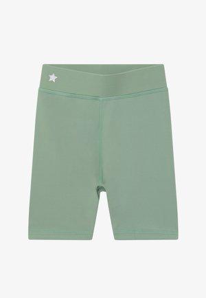 GIRLS SHORTS - Leggings - sage green