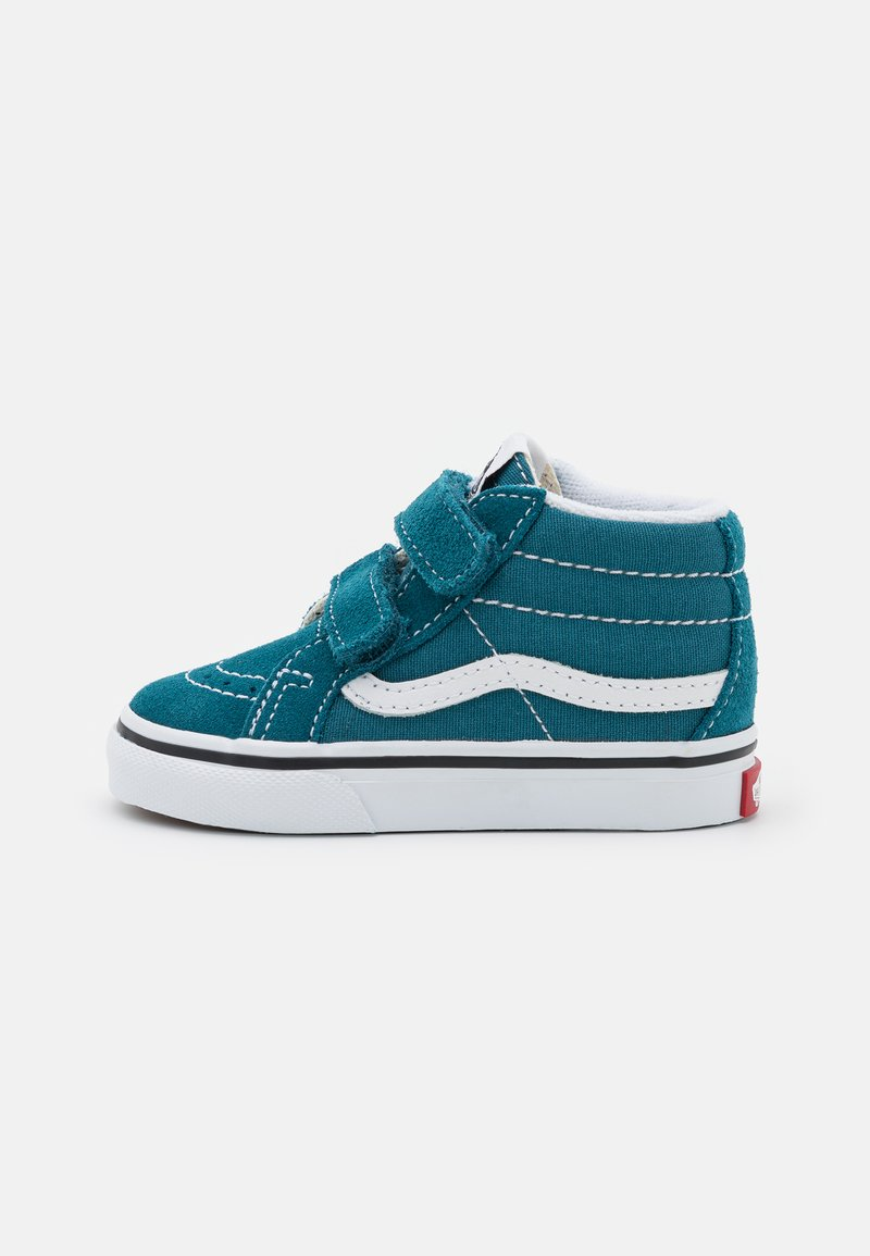 Vans - SK8-MID REISSUE UNISEX - High-top trainers - blue coral/true white