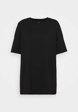 ONLAYA LIFE OVERSIZED - Basic T-shirt - black