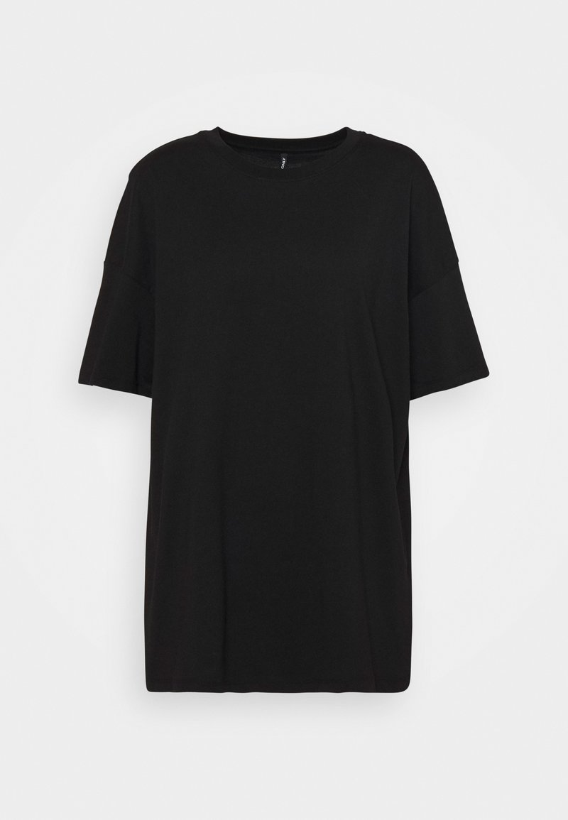 ONLY - ONLAYA LIFE OVERSIZED - Camiseta básica - black