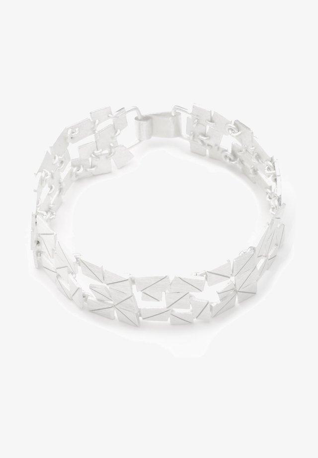 PARTIS - Bracelet - silver-coloured