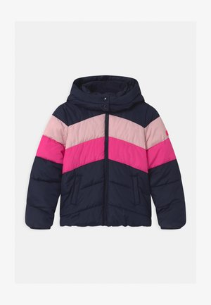 GIRL PUFFER - Chaqueta de entretiempo - multi-coloured