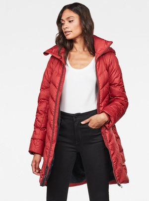 WHISTLER SLIM DOWN HOODED - Down coat - baron
