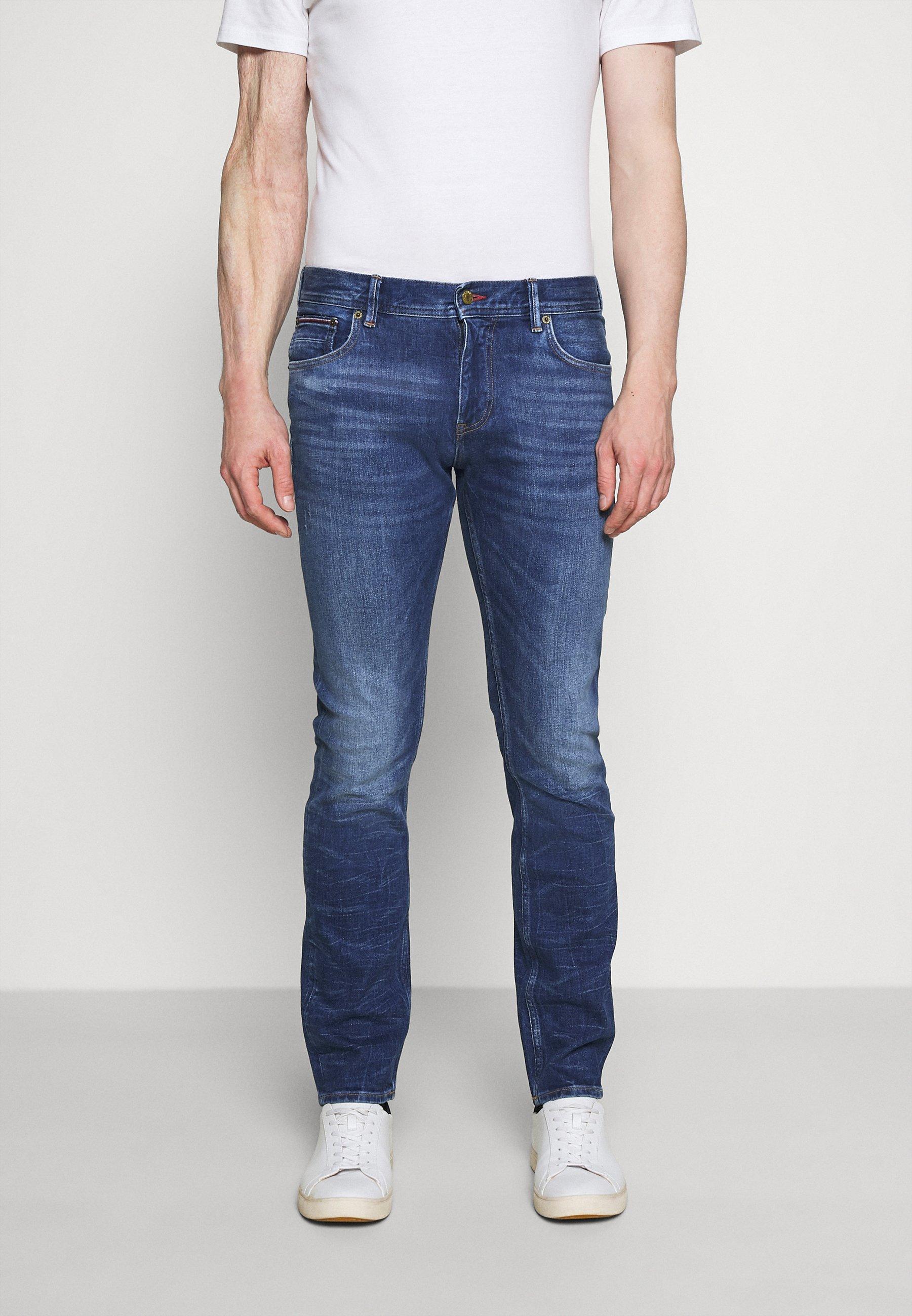 Uomo SLIM BLEECKER ALGOOD  - Jeans slim fit
