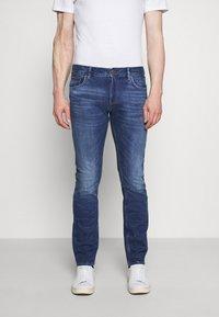Tommy Hilfiger - SLIM BLEECKER ALGOOD  - Slim fit jeans - denim - 0