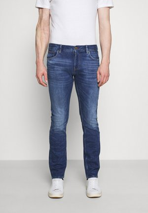 SLIM BLEECKER ALGOOD  - Slim fit -farkut - denim