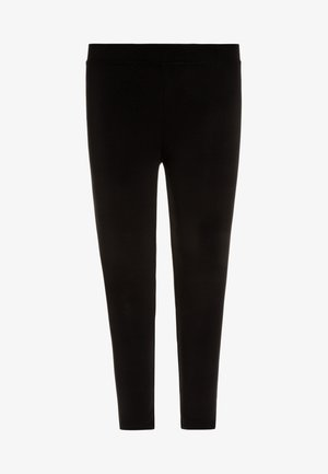 SOLID FULL LENGTH  - Leggings - Trousers - black