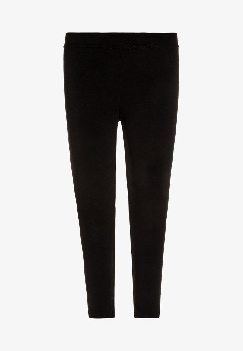 J.CREW - SOLID FULL LENGTH  - Leggings - Trousers - black