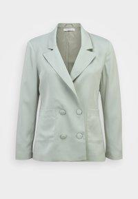 Glamorous Petite - OVERSIZED WITH PATCH POCKETS - Blazer - misty sage - 0