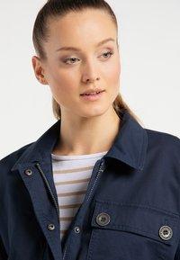 DreiMaster - Light jacket - marine - 3