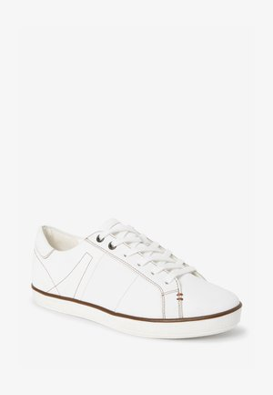 SIGNATURE STITCH DETAIL  - Sneakers basse - white