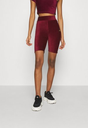HERIA - Shorts - burgundy