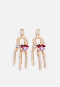MOPPA EARRINGS - Earrings - gold-coloured