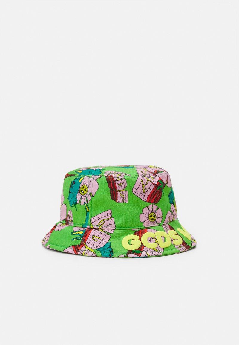 GCDS - BAD FLOWERS FISHERMAN HAT - Hat - multi-coloured