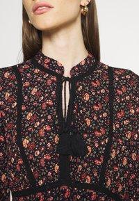 Vero Moda - VMALICE ANCLE DRESS - Maxi dress - navy blazer - 3