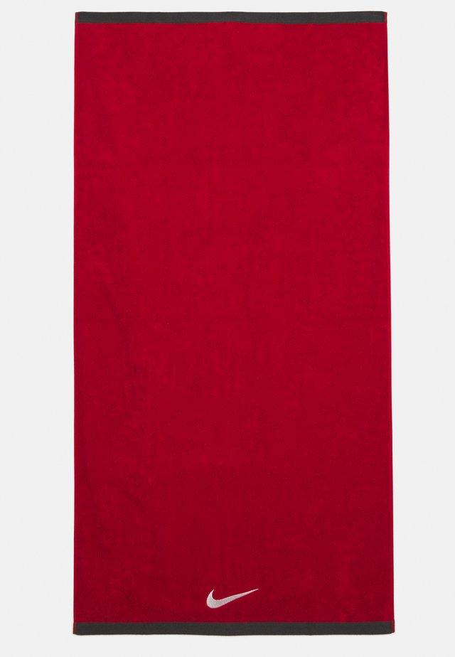 FUNDAMENTAL TOWEL UNISEX - Strandaccessoire - sport red/white