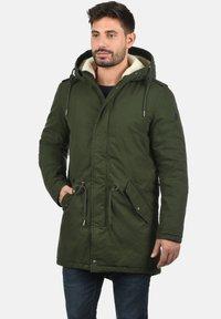 Solid - DARNELL - Winter coat - rosin - 0