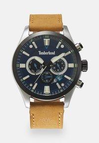 Timberland - TIDEMARK - Chronograph watch - brown - 0