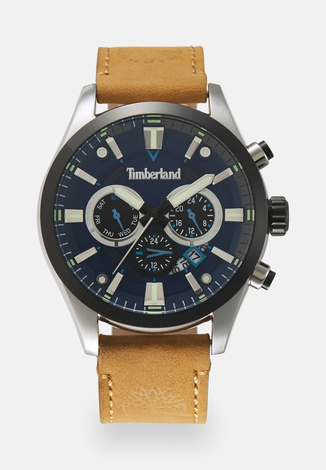 TIDEMARK - Chronograph watch - brown