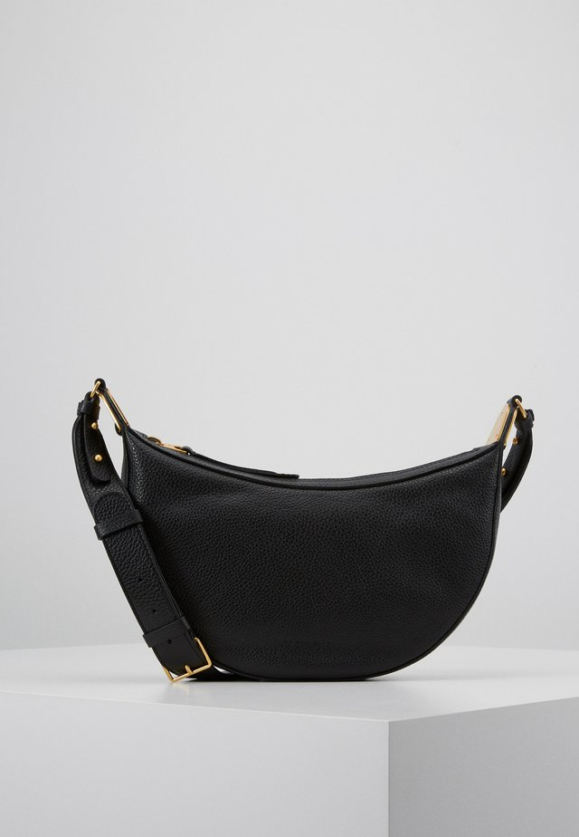 ANAIS SOFT SHOULDER - Across body bag - noir