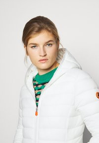Save the duck - GIGAY - Winter jacket - off white - 3