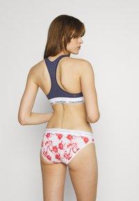 Calvin Klein Underwear - PRIDE CAPSULE BIKINI - Briefs - strawberry shake - 2