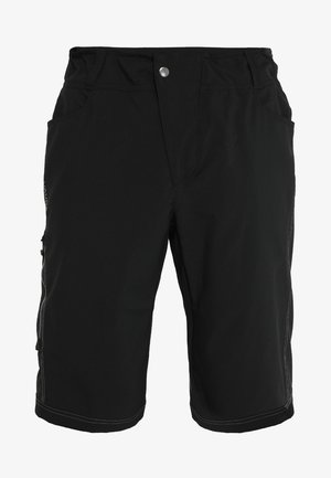 MENS LEDRO - Outdoor shorts - black