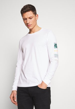 BACKARTWORK - Långärmad tröja - white