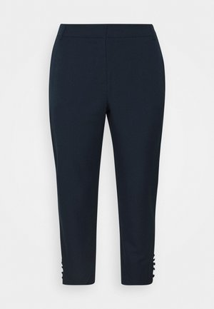 JRGENTA TAILORED ANKLE PANTS - Bukse - navy blazer