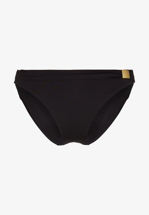 VENUS ELEGANCE TAI - Bikiniunderdel - black