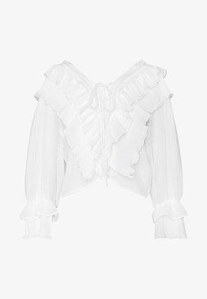YASLAURA - Blouse - bright white