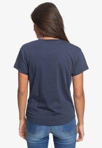 Roxy - EPIC AFTERNOON - Print T-shirt - mood indigo - 2