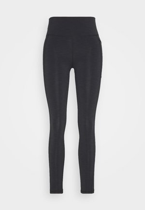 SUPER SCULPT 7/8 YOGA - Leggings - black marl