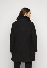 City Chic - COAT SWEET DREAMS - Classic coat - black - 2